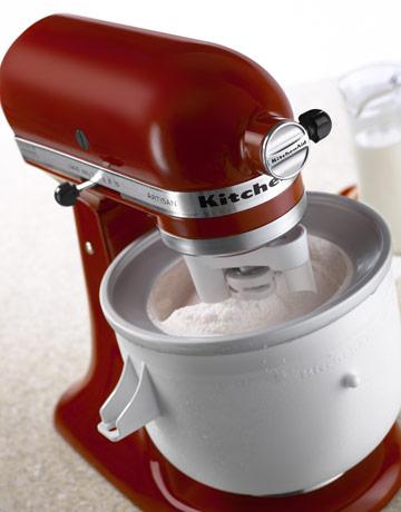 kitchenaid kitchenaid ice cream maker recipe. Black Bedroom Furniture Sets. Home Design Ideas