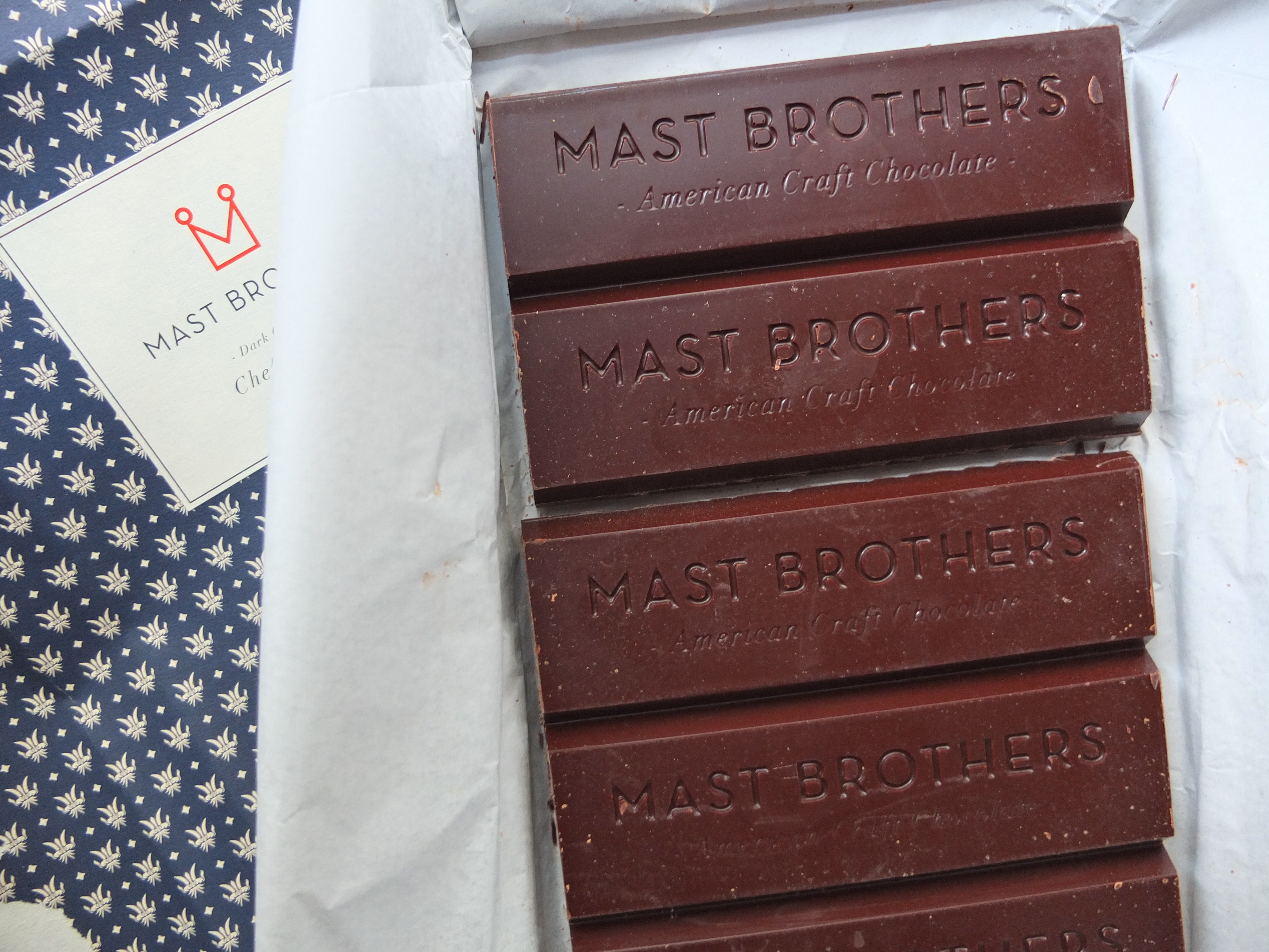 My love affair with Mast Brothers} | Chocolate & Ginger